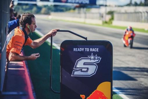 KTM-Racing-KTM-Tech3-MotoGP-Valencia-Test-57