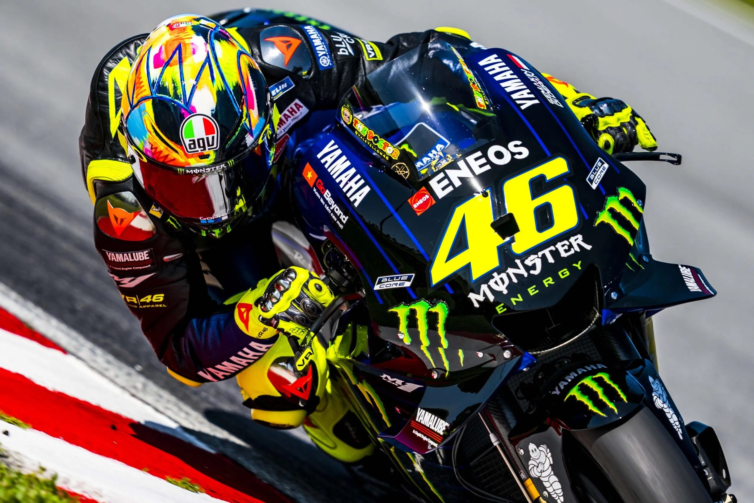 Why Valentino Rossi Turning 40 Years Old Is Such A Big Deal Asphalt Rubber