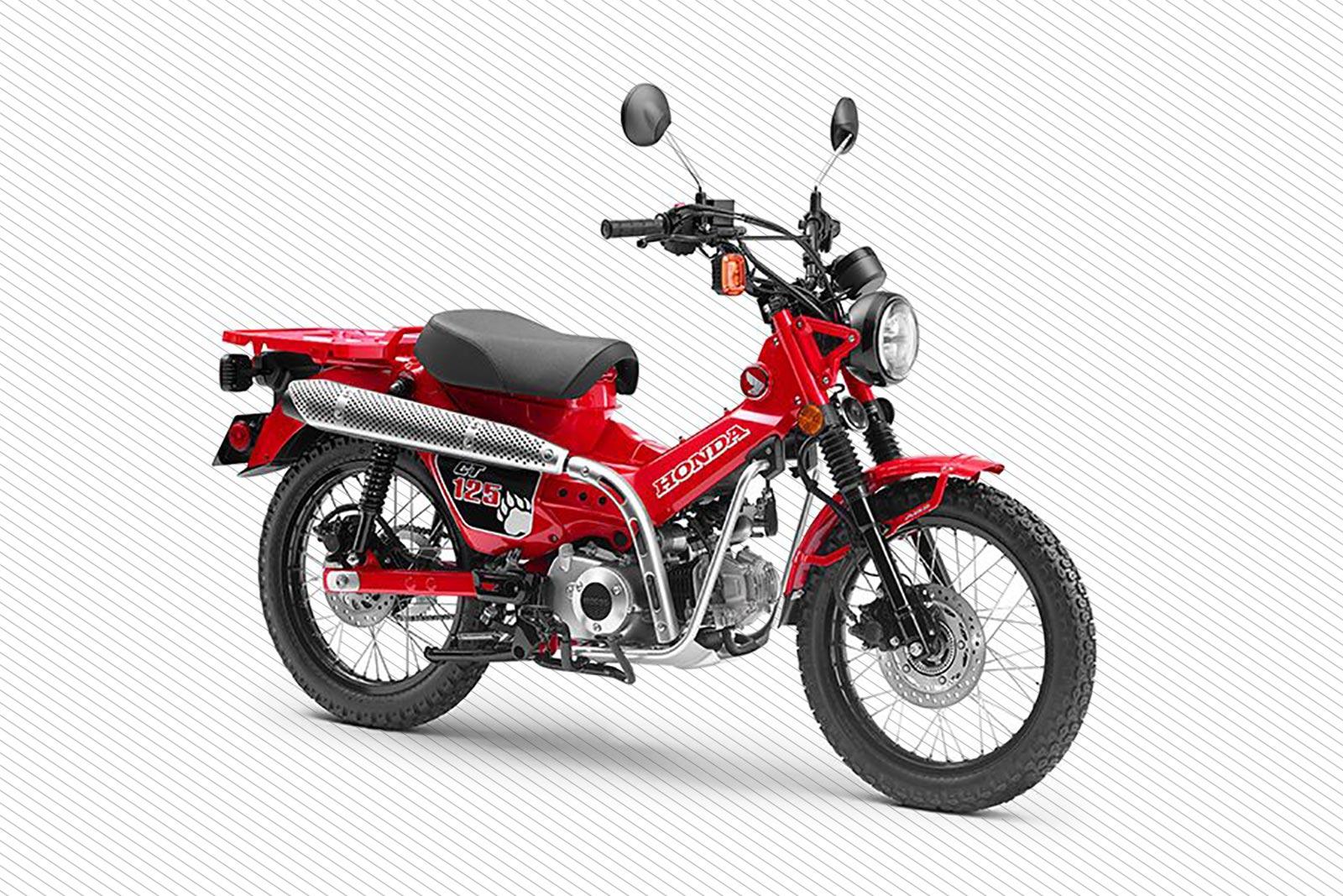 Kekurangan Motor Honda 125 Tangguh