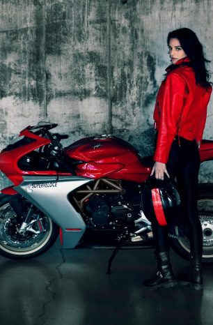 After Feedback, The MV Agusta Superveloce 800 Gets a Color Change