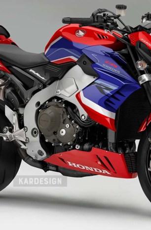 A Honda CB1000RR-R Streetfighter Needs to Happen