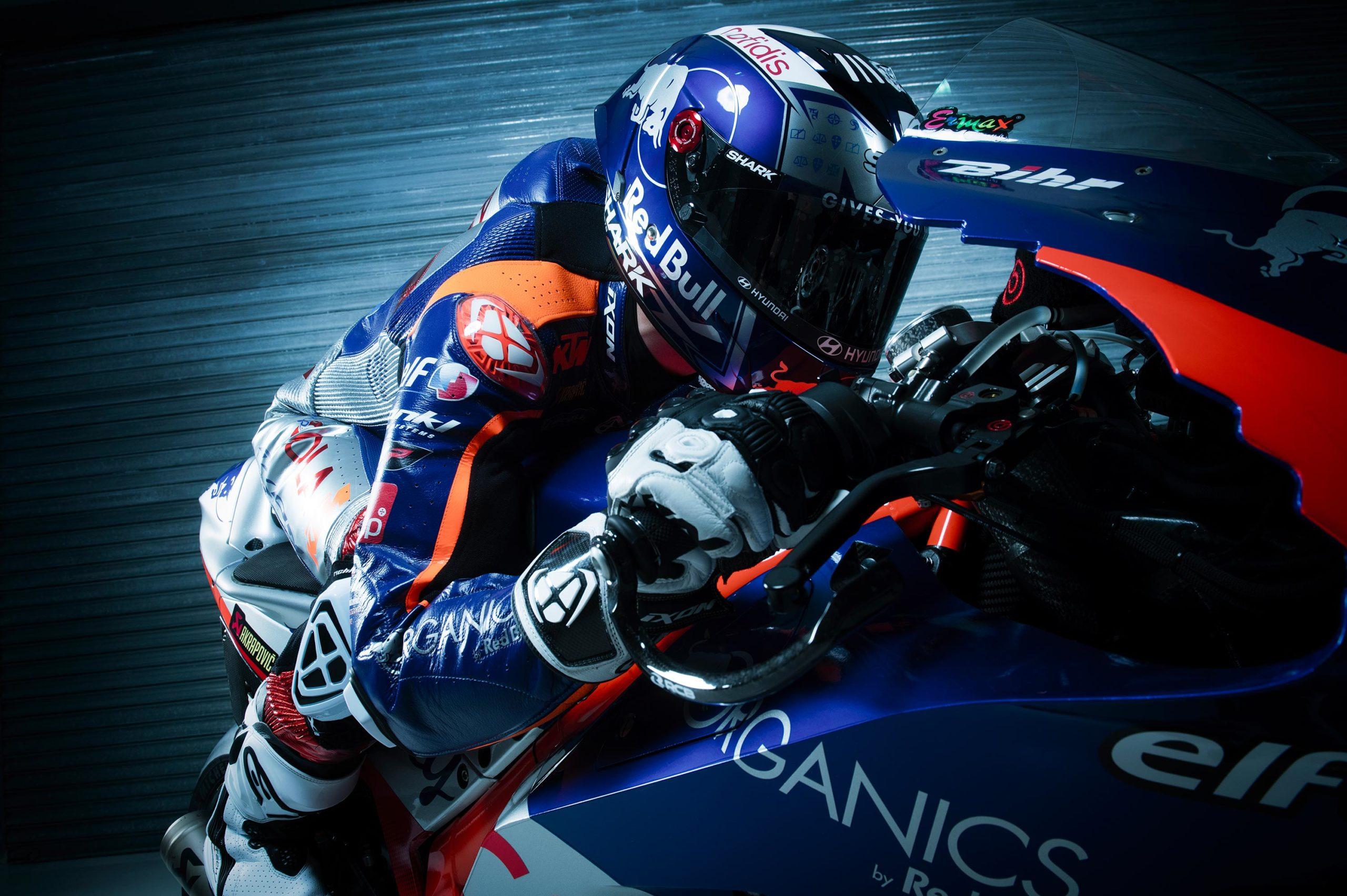 Misano Private Motogp Test Miguel Oliveira Fastest While Aprilia Ducati Test New Aero Asphalt Rubber