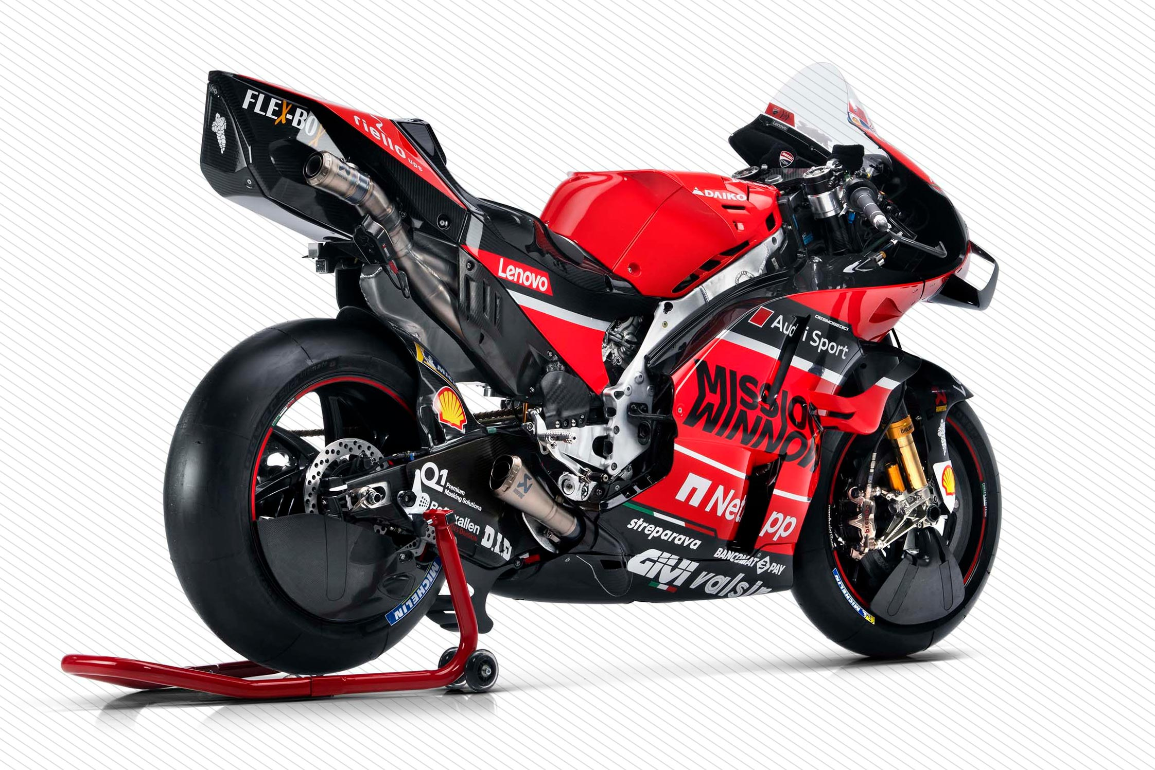 Ducati Completes Its Motogp Riders Lineup For 2021 Miller Bagnaia Zarco Martin Asphalt Rubber