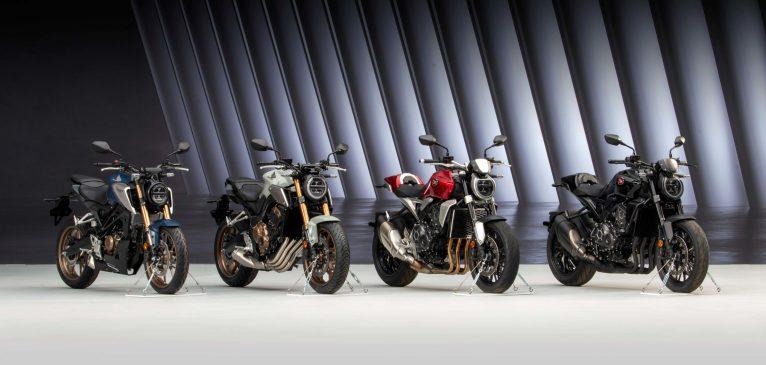 Honda announce seven more additions to its comprehensive 2021 Eu