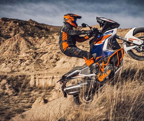 Updated KTM 1290 Super Adventure R Arrives for 2021, As Expected