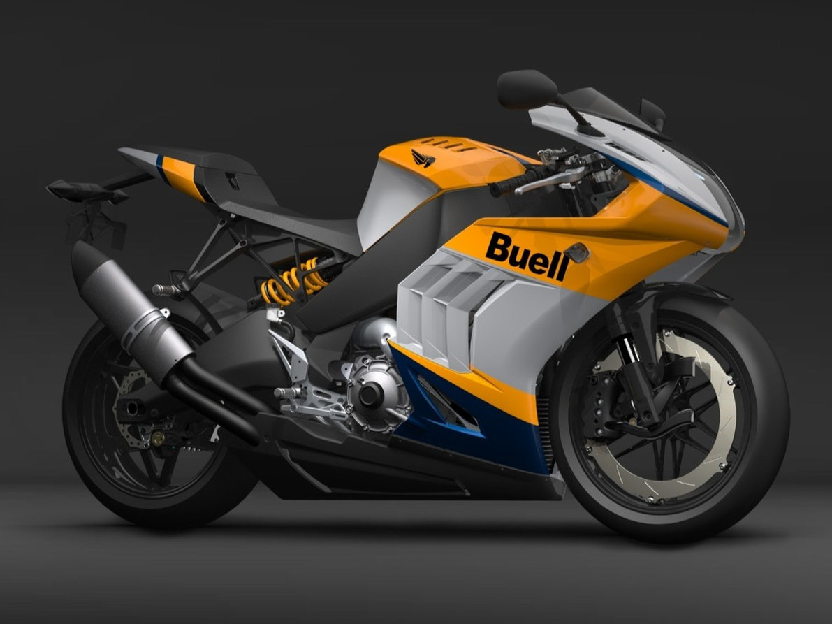 Мотоциклы Buell снова в деле — 10 новых моделей ожидаются к 2024 году