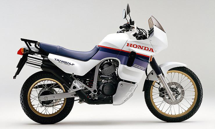 Honda в очередной раз регистрирует Transalp в Ведомстве по товарным знакам США