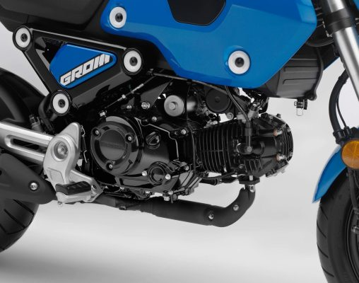 2022 Honda Grom Engine