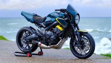 CB650R HEDICION by Motor Sport, Spain