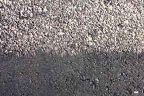 Thermally Bonded Asphalt Repair