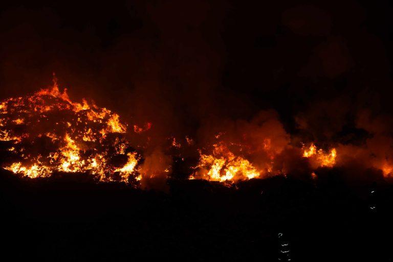 Η ΑΣΠΙ για τη Φωτιά στο ΧΑΔΑ Φυτέματος