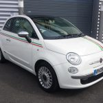 Fiat 500 Lounge 1 2 3dr 2009 Aspinall Cars