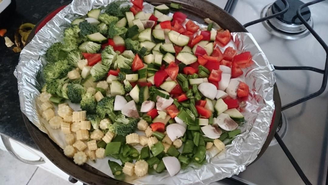 Roasted Vegetable Hot Pot - Step 6