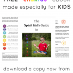 The Family Patch's Free Chakra eBook for Kids