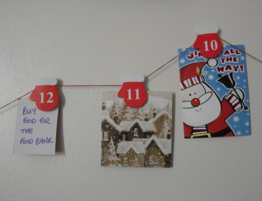 Handmade Advent Calendar