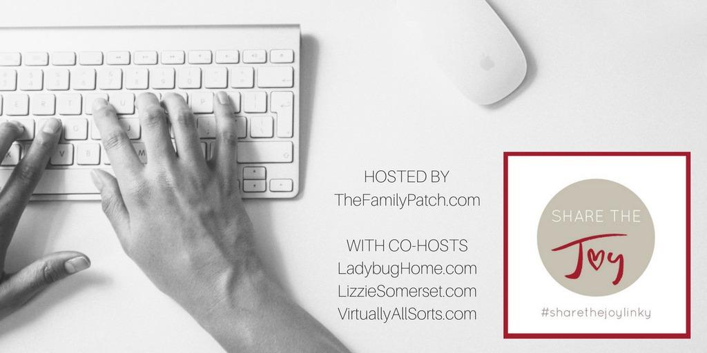 Share The Joy Linky Co-Host Amanda