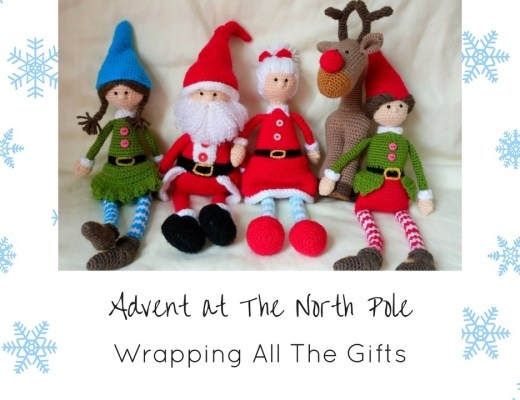 Advent at The North Pole Thumbnails Dec 12th Wrapping All The Gifts