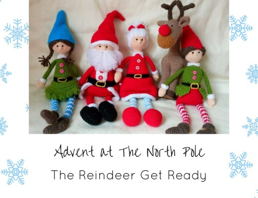 Advent at The North Pole Thumbnails Dec 22nd - The Reindeer Get Ready with Special Reindeer Magic