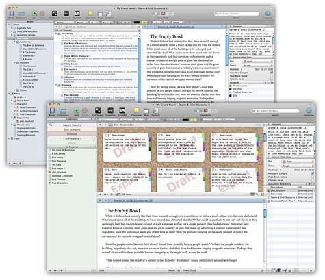 Scrivener È il software per scrittori