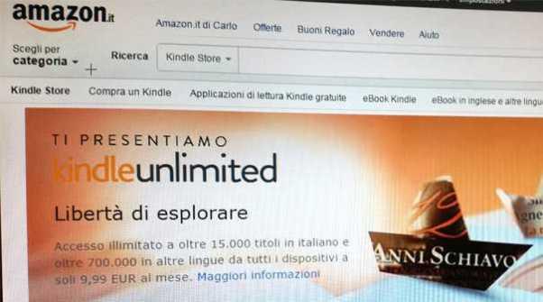 Kindle Unlimited Italia: duello tra scrittori e lettori