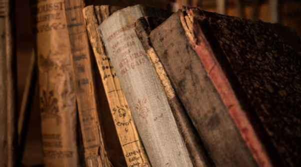 La letteratura è morta: l'odore dei libri