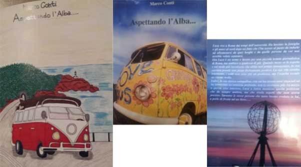 Copertine libri: quando dall'editore si passa al fai da te