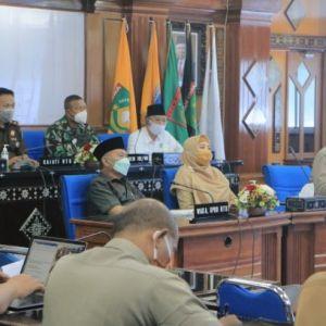 Pemerintah Atur Penyelenggaraan Ibadah Ramadhan 1442 H di NTB Dalam Masa Pandemi Covid-19