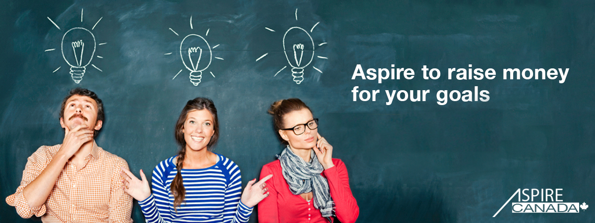 Top 5 Ways to Promote Your Aspire-Canada Crowdfunding Campaign