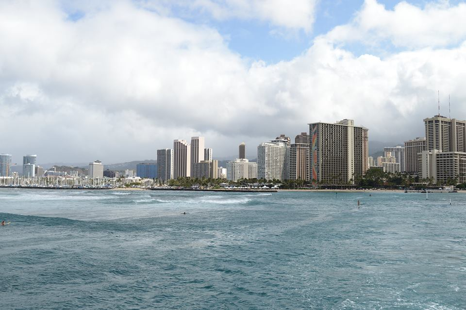 Travelling to Hawaii with Kids