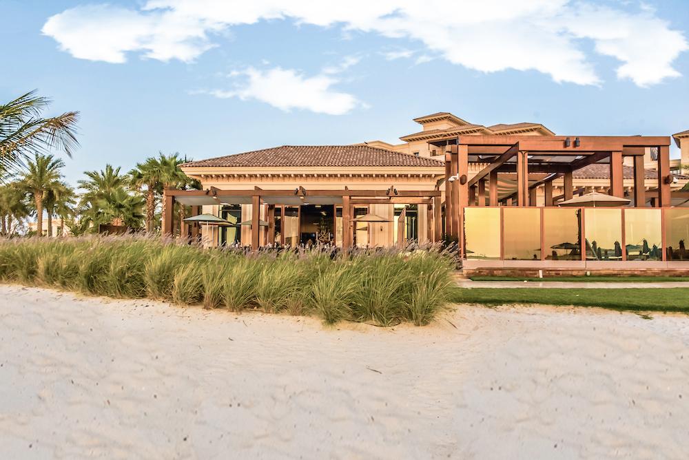 One of the Best Restaurants in Dubai – Sea Fu Restaurant Four Seasons Resort Jumeirah Beach