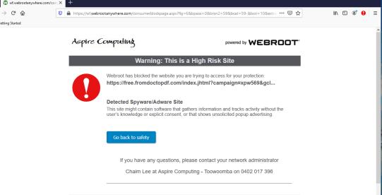 Cyber crime case studies Australia