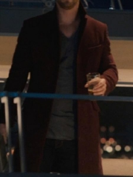 Avengers Age of Ultron Chris Hemsworth Coat