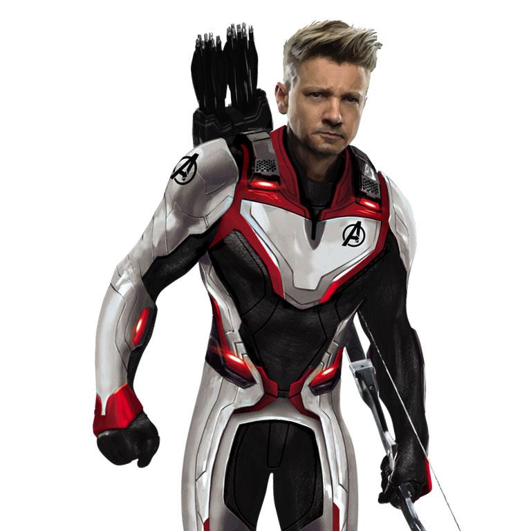 Avengers Endgame Captain America Quantum Leather Jacket
