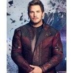 Avengers Endgame Star Lord Jacket