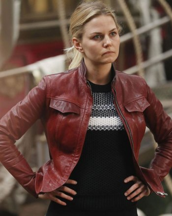 Once Upon a Time Season 6 Jacket