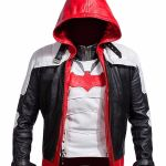 BATMAN ARKHAM KNIGHT JACKET & VEST