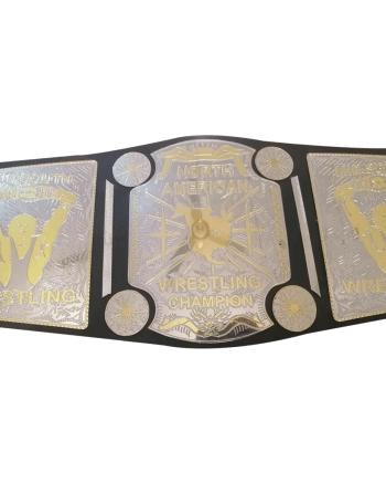 North American Mid South Heavyweight Wrestling Championship Belt