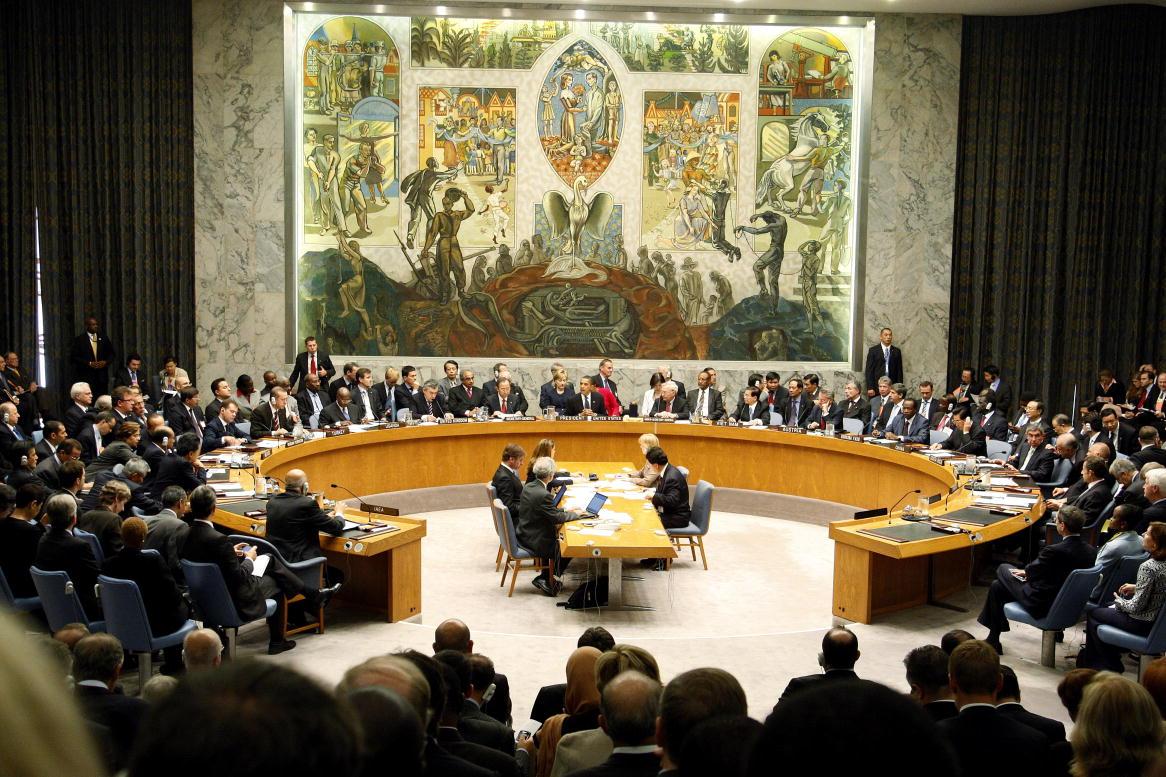 An Australian Agenda For The Un Security Council