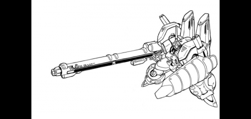 Armored VF-11 (ink)