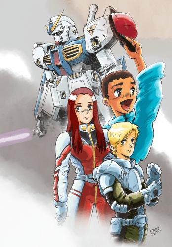 Gundam 0080 Cast