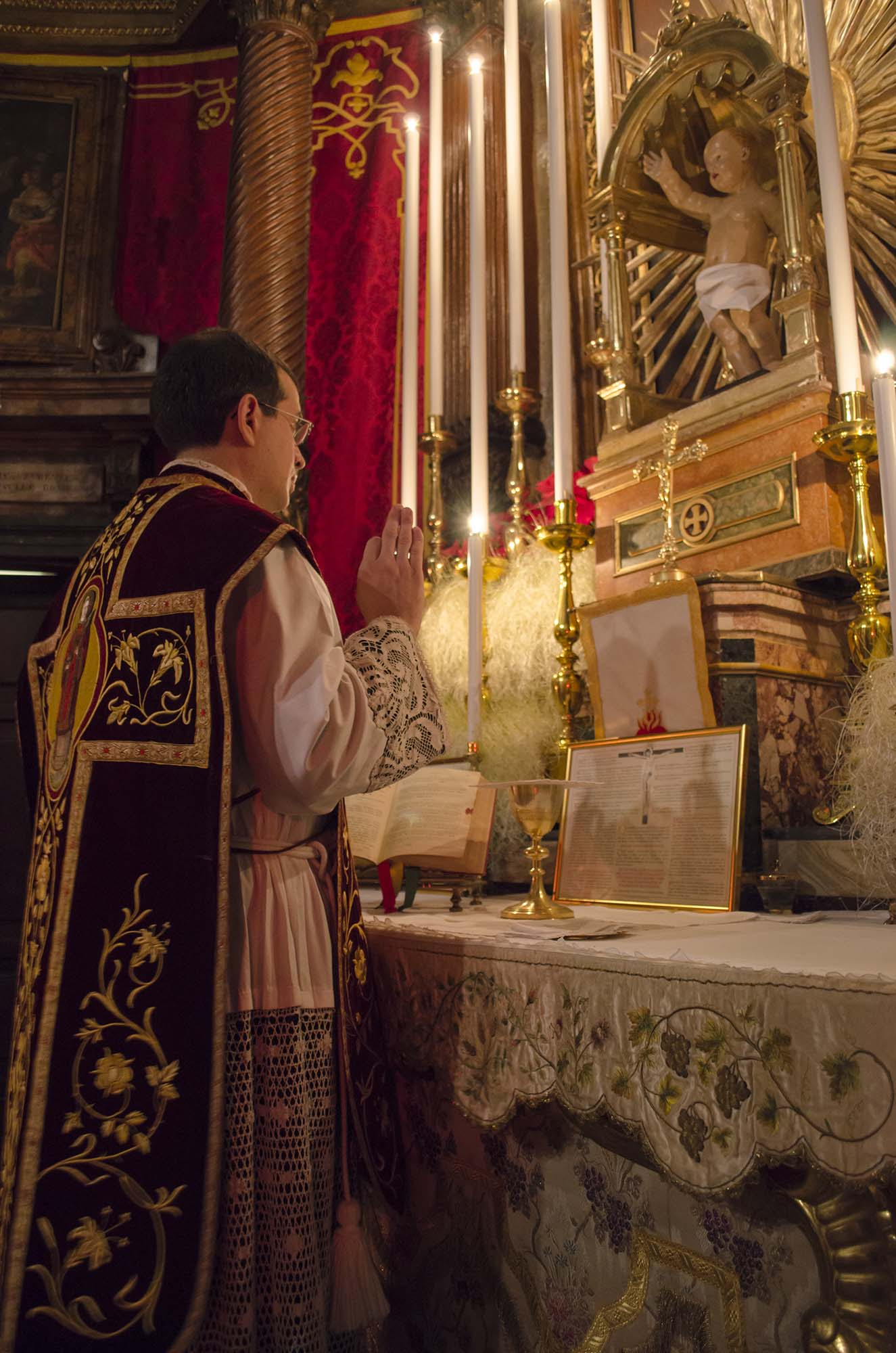 The Traditional Latin Mass In Malta