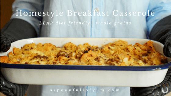 Homestyle Breakfast Casserole