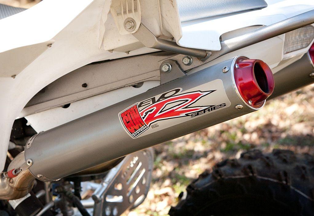 big gun yamaha raptor 700 2006 14 evo