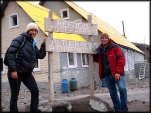 Cotopaxi Ecuador Refugio