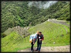 machu picchu abe and auti winnay