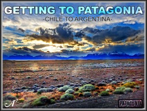 getting to patagonia cover photo