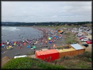 pichilemu beach photo