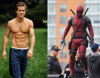 Ryan Reynolds Gym Workout