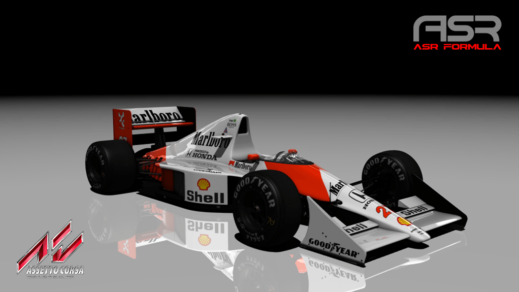 Assetto Corsa: Best F1 Mod hupdated and it's still free!