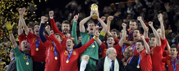 Gambar Spanyol Juara Piala Dunia 2010